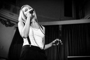 Kirsty sings